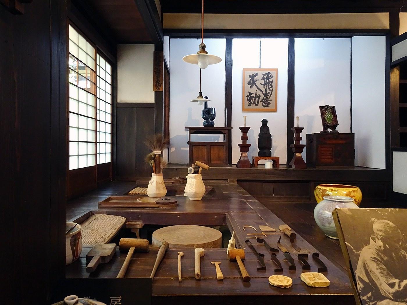 Kawai Kanjiro House