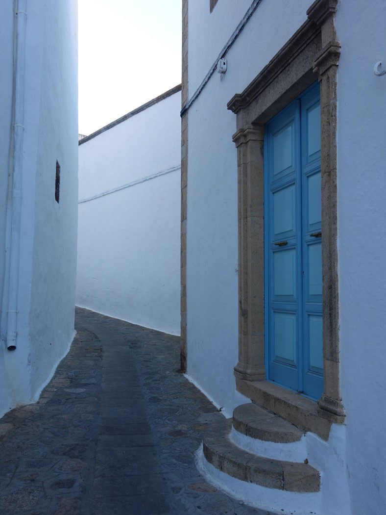 Paths on Patmos