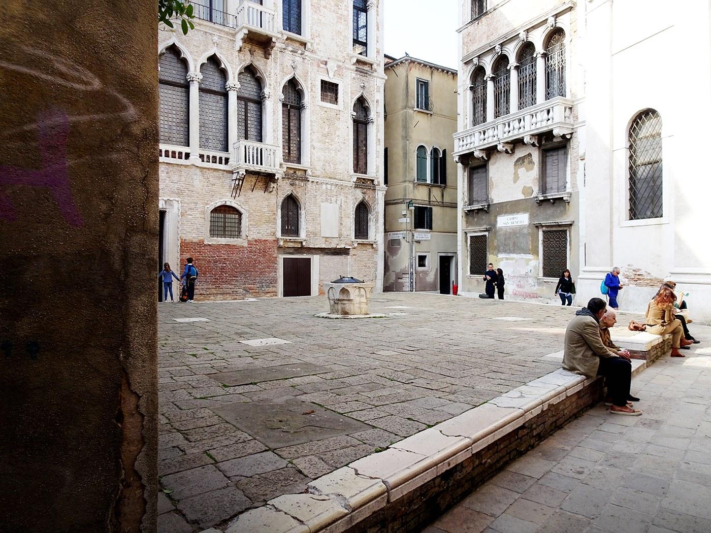 Scarpa in Venice