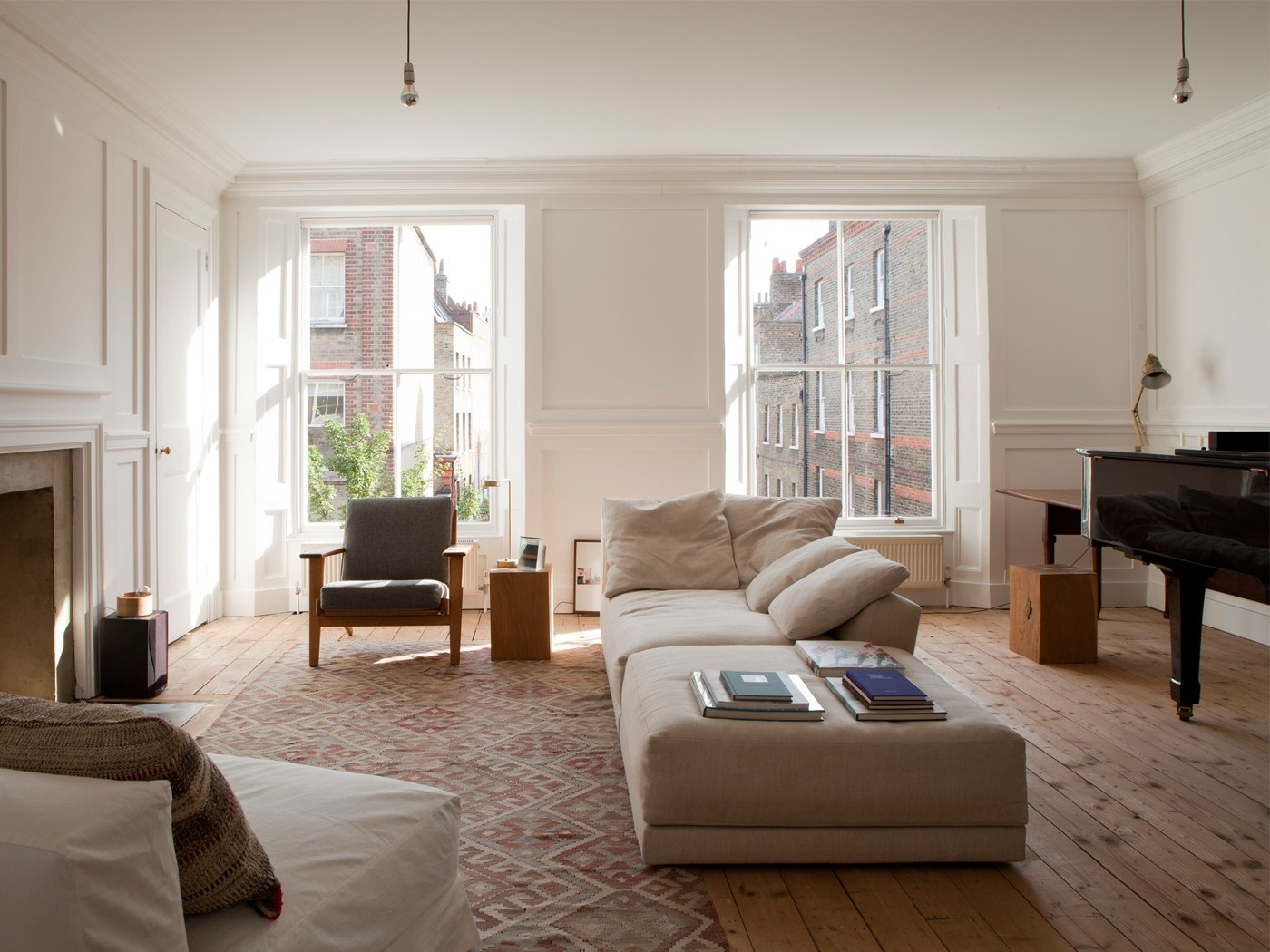Bloomsbury Apartment